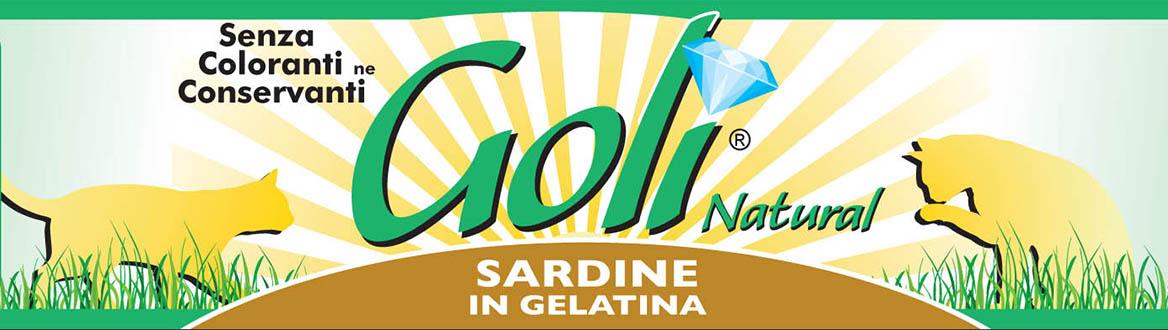 Sardine in gelatina